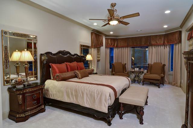 Atlanta Basement Design Build Traditional Bedroom Atlanta By Home Expressions Interiors