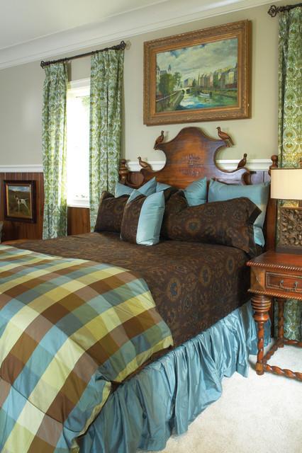 Atlanta Dream Home 2009 traditional-bedroom
