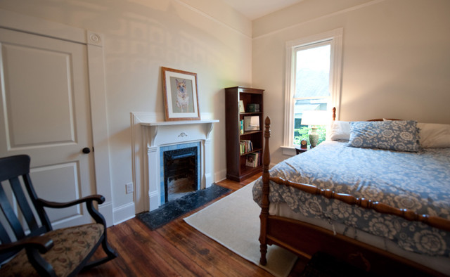 Atlanta, GA: Victorian Renovation traditional-bedroom