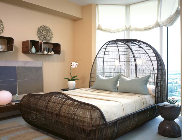 atlantic one guest bedroom contemporary bedroom denver by lkid