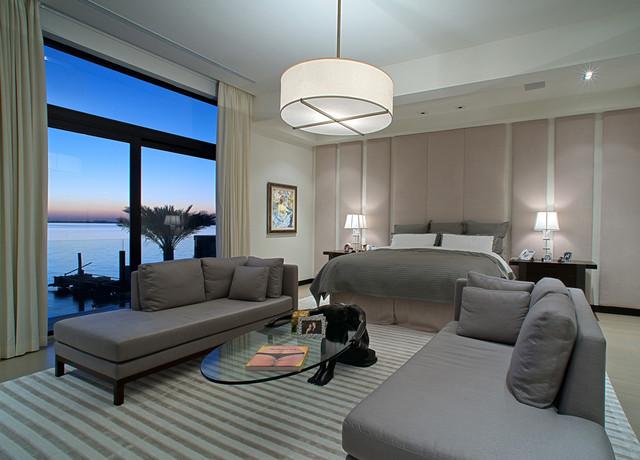 Atmosphere Creation contemporary-bedroom