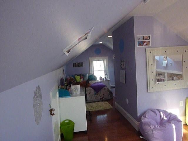 Attic Conversion traditional-bedroom