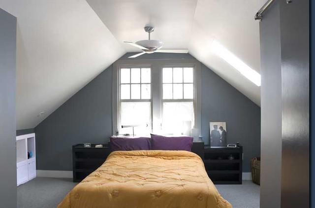Cape Cod Attic Bedroom Ideas - Image Balcony and Attic ...