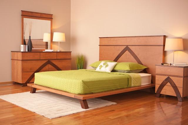 Audri Bedroom Contemporary Bedroom Dallas By Woodbine Furniture