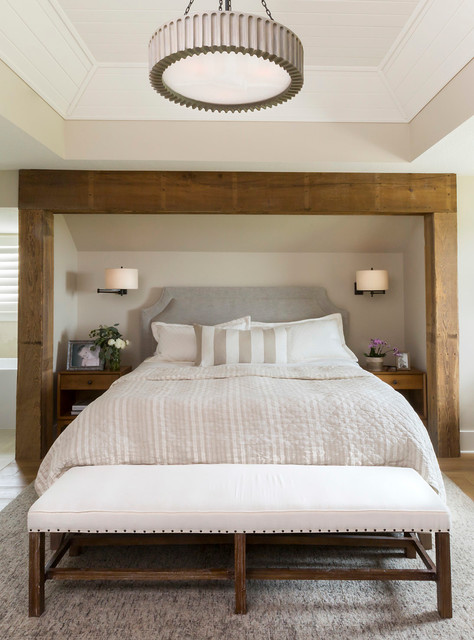 Audubon Remodel Transitional Bedroom By R
