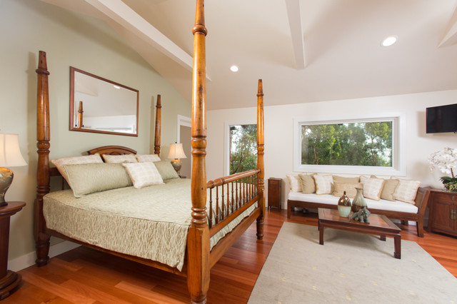 Auloa Mist - Master Suite Remodel traditional-bedroom