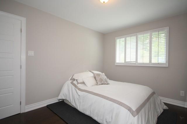 Aurora Project bedroom