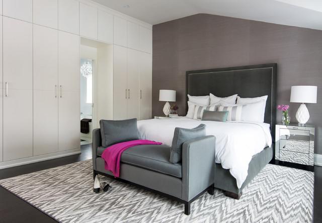 Ava Residence contemporary-bedroom