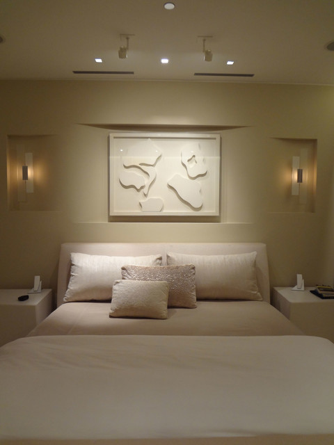 Wall Sconces In Bedrooms : Avenue Wall Sconce by Leucos - Contemporary - Bedroom - Chicago - by Lightology