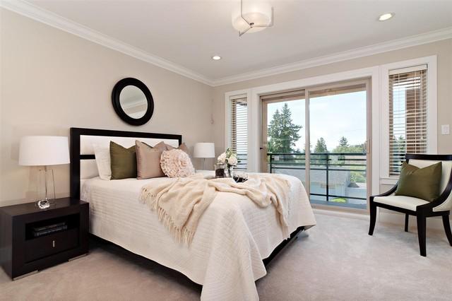 Avonlea traditional-bedroom