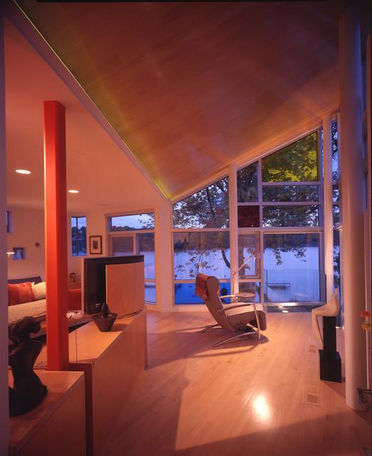 Award Winning Contemporary contemporary-bedroom