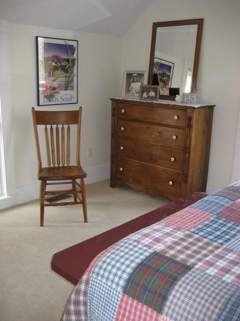 Award winning Historic Remodeling traditional-bedroom