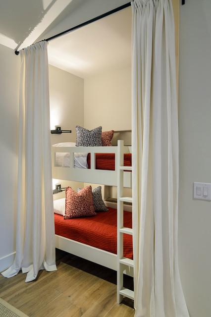 Award winning Lake Travis residence rustic-bedroom