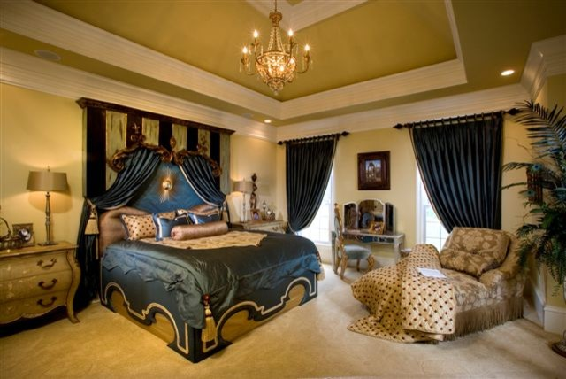 award winning master suite bedroom louisville by 12338 | bedroom