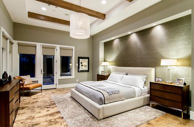 Azalea Lane, Residence contemporary-bedroom