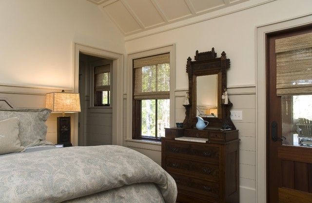 traditional bedroom by Wright Design