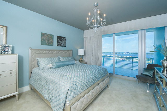 Babcock Residence Transitional Bedroom New Orleans By Maria Barcelona Interiors Llc