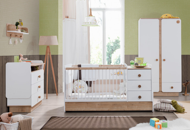 baby nature modern bedroom miami by turbo beds 12435 | modern bedroom