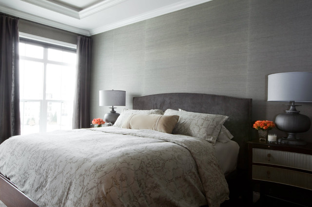 Bachelor Pad Contemporary Bedroom Baltimore By
