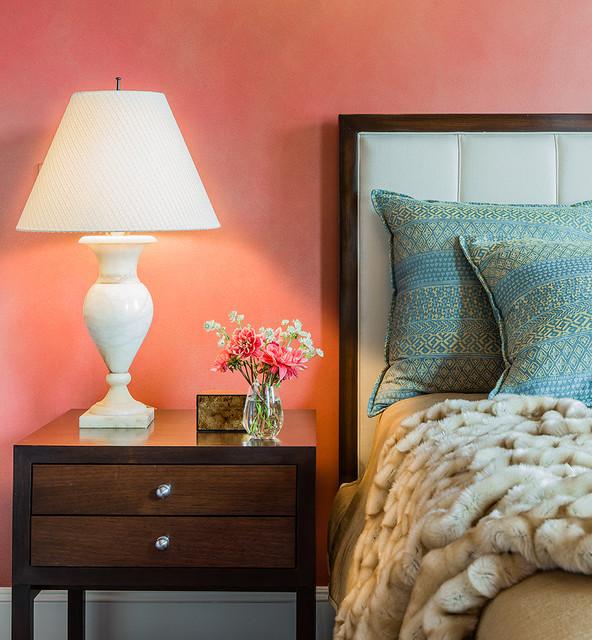 Back Bay eclectic-bedroom