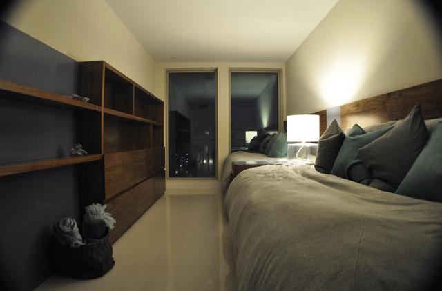 Bahia Mar  - South Padre Island contemporary-bedroom