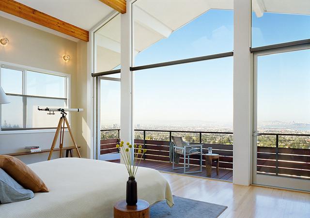 Baird contemporary-bedroom