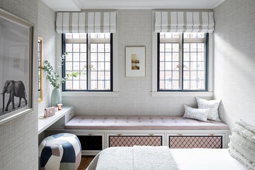 Bedroom Window Seat Ideas Houzz Uk