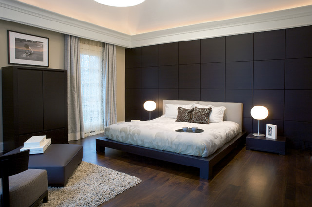 Balancing Act Contemporary Bedroom Dc Metro By
