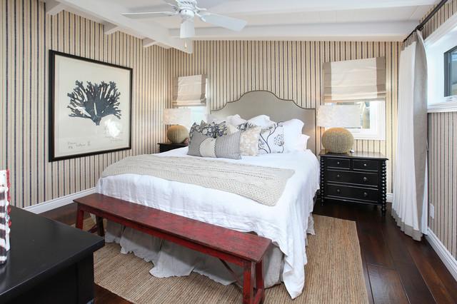 Balboa Island II traditional-bedroom