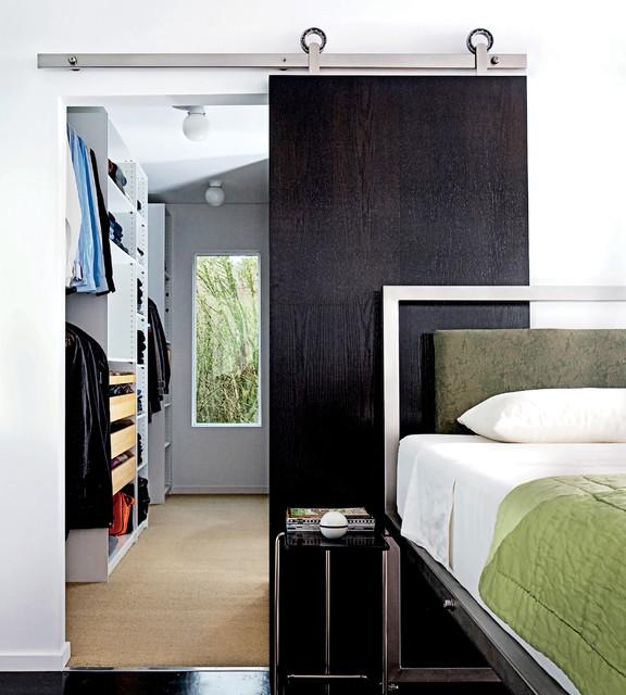 BALDUR Sliding Door Hardware modern-bedroom
