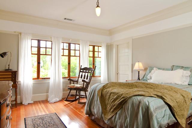 Bali Constructioncraftsman Bedroom San Francisco