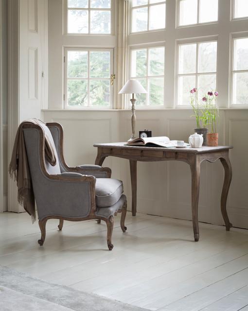 Balzac Writing Desk Traditional Bedroom London By
