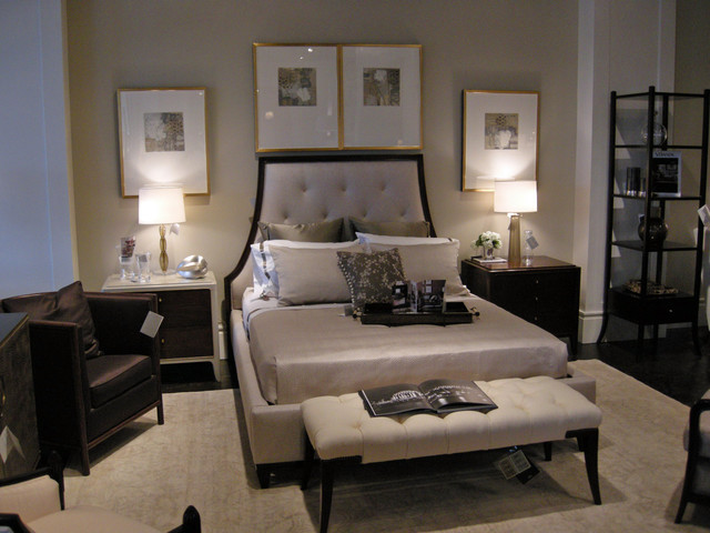 Barbara Barry Baker Furniture Line Modern Bedroom