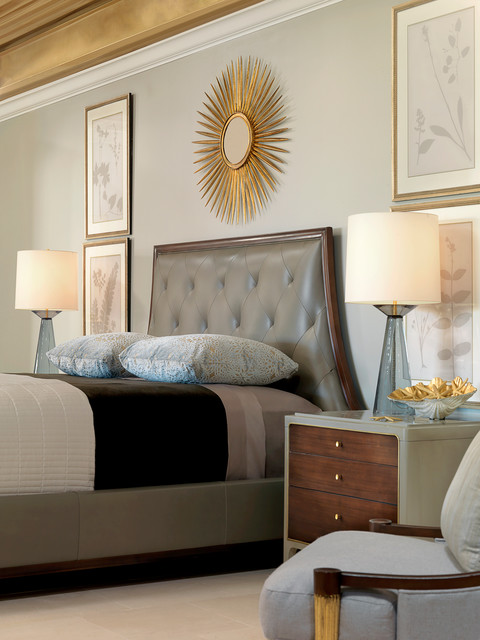 Barbara Barry Bedroom St Louis Showroom Transitional