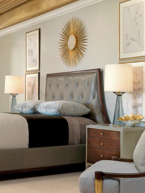 barbara barry bedroom st louis showroom transitional bedroom st louis by kdr designer. Black Bedroom Furniture Sets. Home Design Ideas