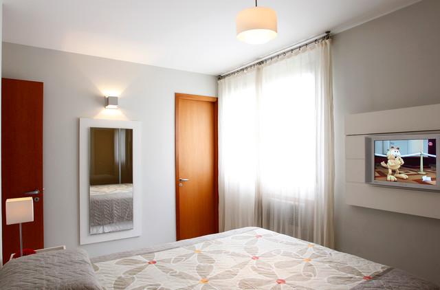 Barra contemporary-bedroom