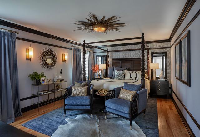 Barrington bedroom redesign cl sico renovado for Redesign bedroom