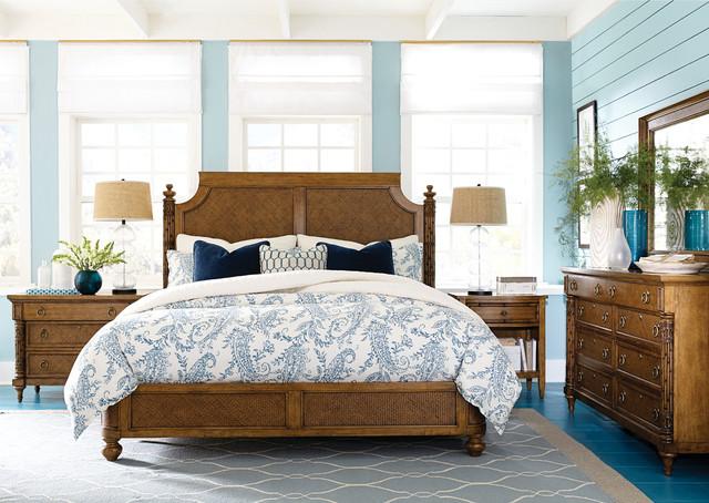 Beach Style Bedroom Sets: Bassett Furniture