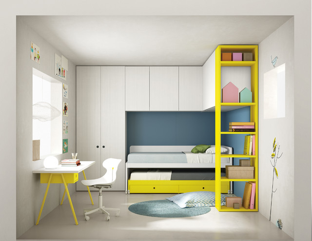 Great Contemporary Bedroom Furniture For Children Contemporary Bedroom