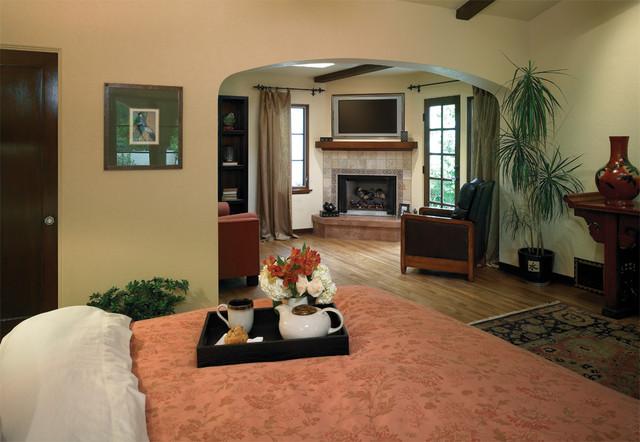 Baughman Avenue Residence mediterranean-bedroom
