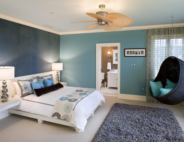 Bayhouse contemporary-bedroom