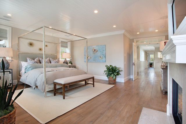 Bayshore drive traditional bedroom
