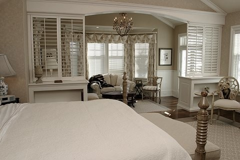 Bayside Building Homes traditional-bedroom