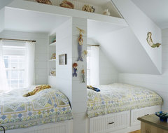 Beach Cottage traditional bedroom