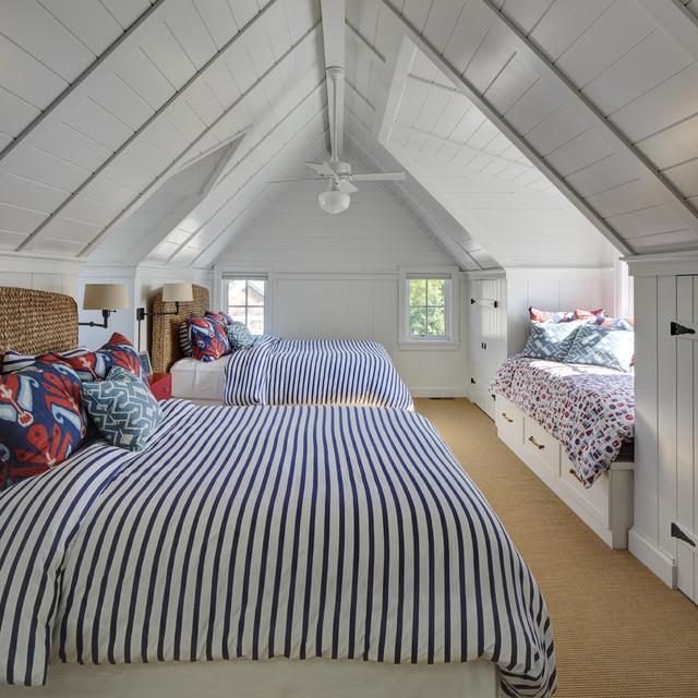 Beach drive costero dormitorio milwaukee de colby - Houzz dormitorios ...