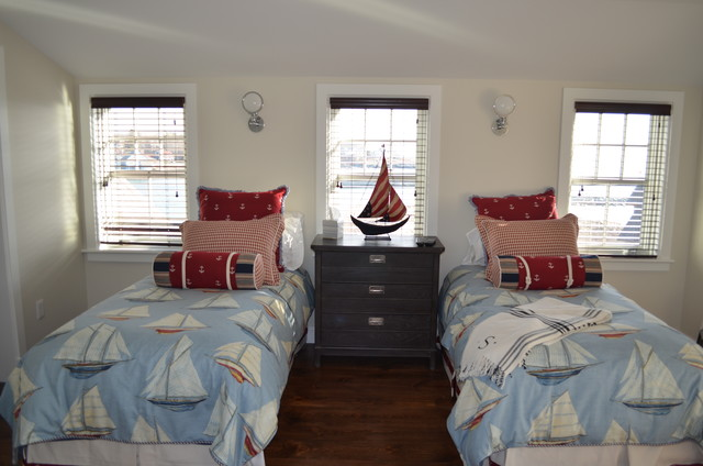 Beach House traditional-bedroom