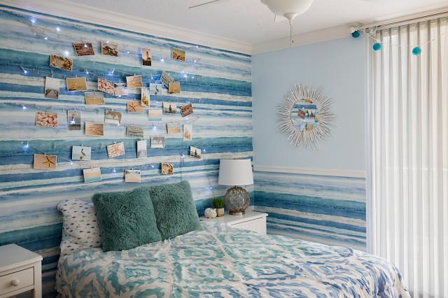 Beach Inspired Residence ビーチスタイル-寝室