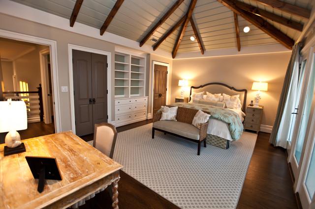 New Construction - Beach House - Atlantic Beach, NC beach-style-bedroom