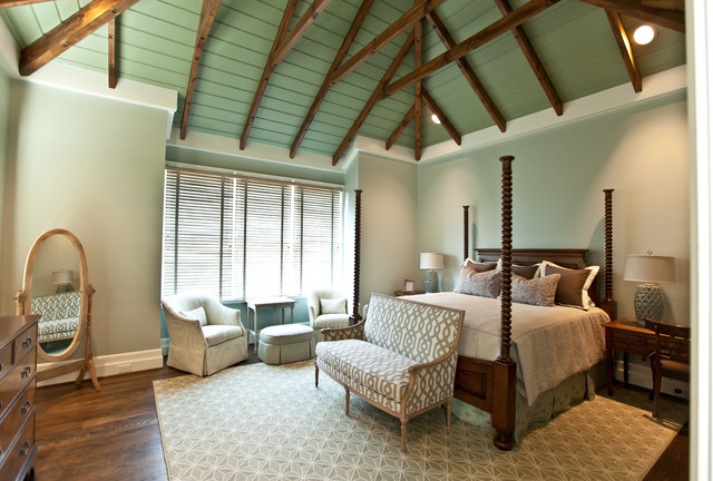 construction atlantic beach ocean front home beach style bedroom