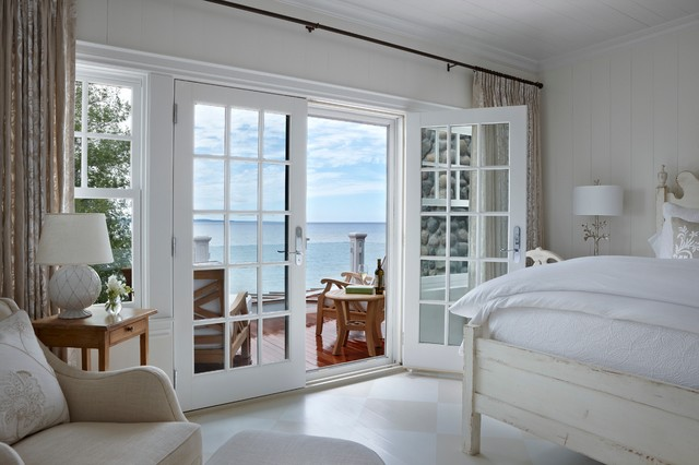 Beach Style Bedroom - Beach Style - Bedroom - Other